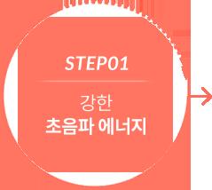 step1 집속형 초음파 에너지